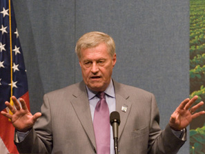"Ranking Member Collin Peterson Insists Farm Bill Draft Legislation ""Flawed"" During Markup Meeting"